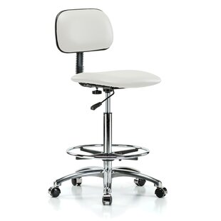 Low-Back Drafting Chair by Perch Chairs & Stools Office Furniture