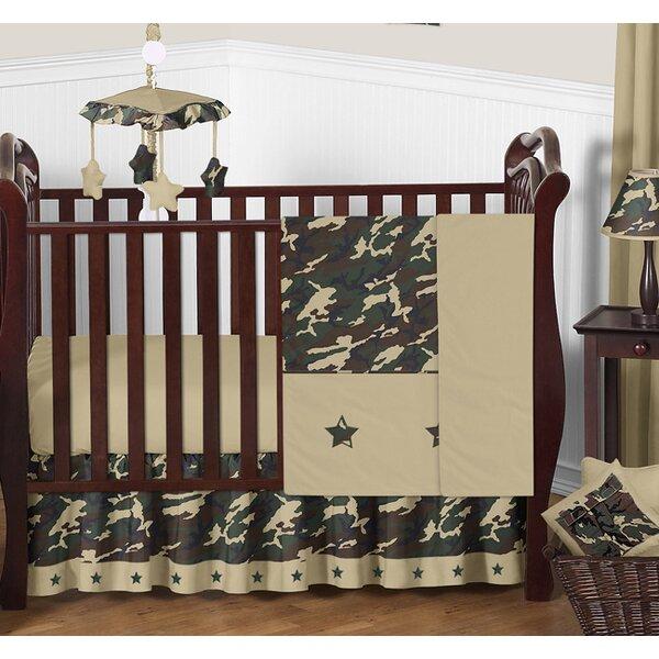 Camo 11 Piece Crib Bedding Set by Sweet Jojo Designs