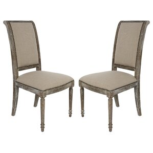 Vivien Side Chair (Set of 2) by One Allium Way