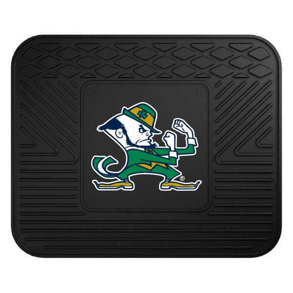 NCAA Notre Dame Kitchen Mat by FANMATS