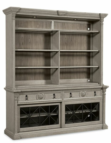 Carolin Entertainment Center by One Allium Way