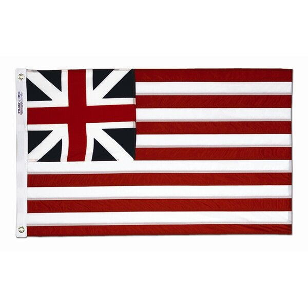 Grand Union Bunker Hill Traditional Flag by Annin Flagmakers