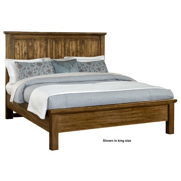 Erving Standard Bed with Mattress by Darby Home Co