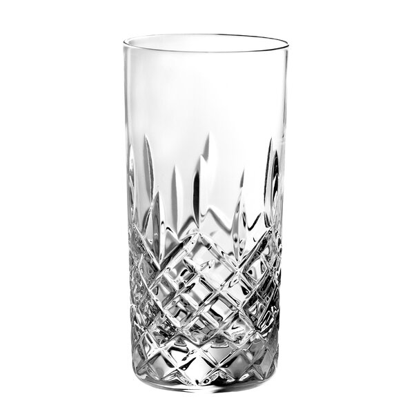 14 oz. Crystal Highball Glass (Set of 4) by Majestic Crystal
