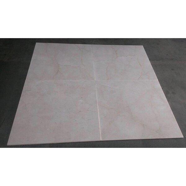 Crema Marfil Standard Polished 24x24 Marble Field Tile