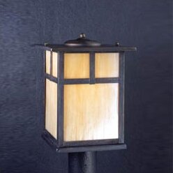 Daveney Outdoor 1-Light Lantern Head by Bloomsbury Market