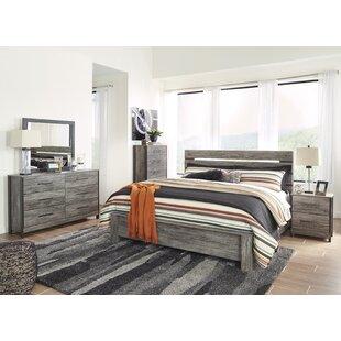 Fuller Panel Configurable Bedroom Set By Loon Peak
