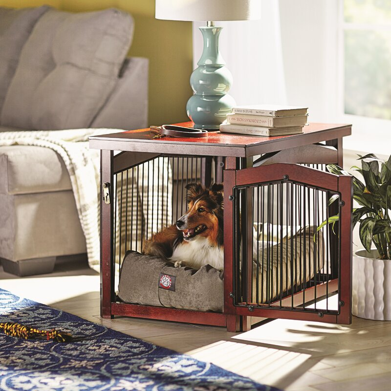 Andromeda 2-in-1 Configurable Pet Crate & Gate