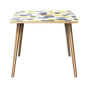 Kristie End Table By Brayden Studio