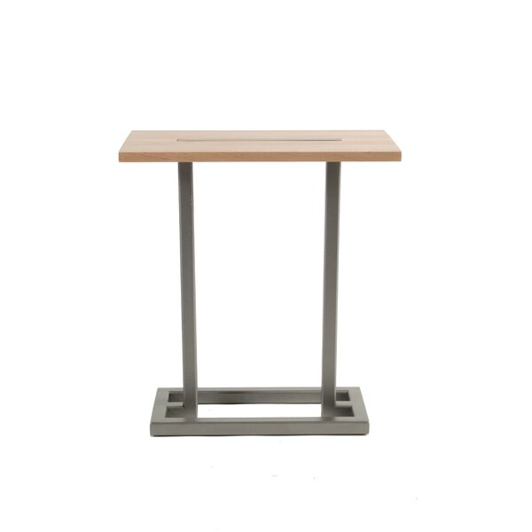 Helmer End Table by Union Rustic