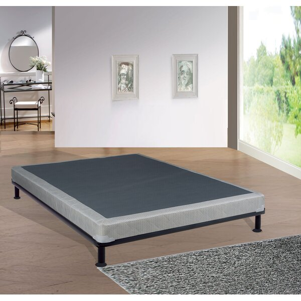 Hollywood Wood Box Spring by Spinal Solution