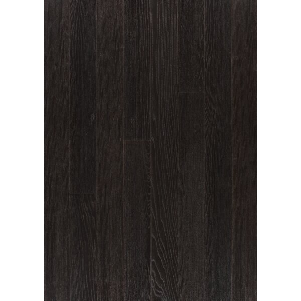 Linnea 6 Engineered Oak Hardwood Flooring in Castle by Kahrs