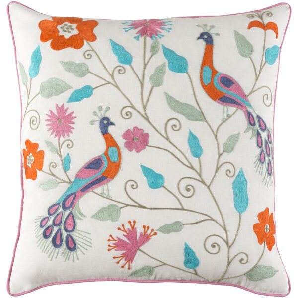 Houston Pillow Cover by Darby Home Co