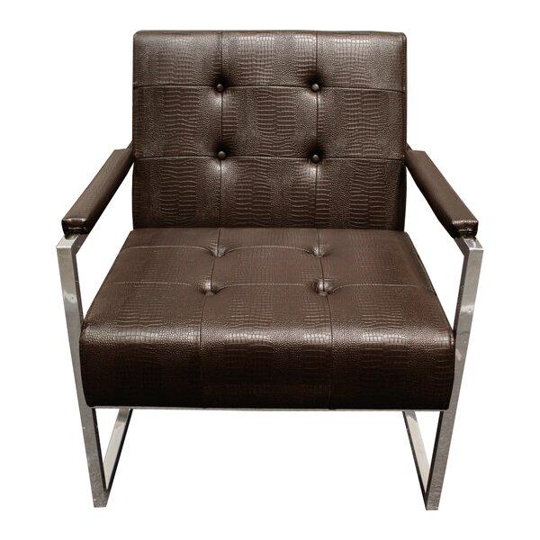Knap Armchair by Orren Ellis