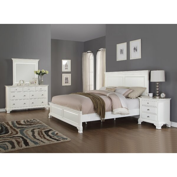 Fellsburg Panel 4 Piece Bedroom Set by Darby Home Co