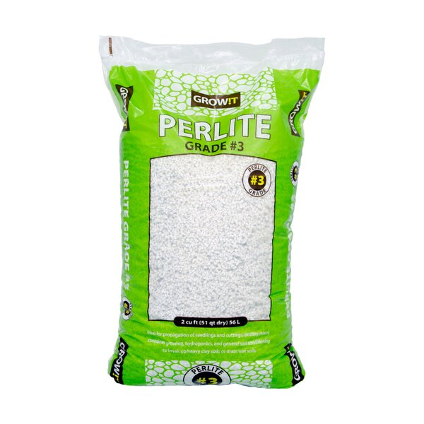 Grow!T Perlite by Hydrofarm