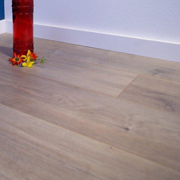 12 x 48 x 12mm Oak Laminate Flooring in Embossed by Islander Flooring