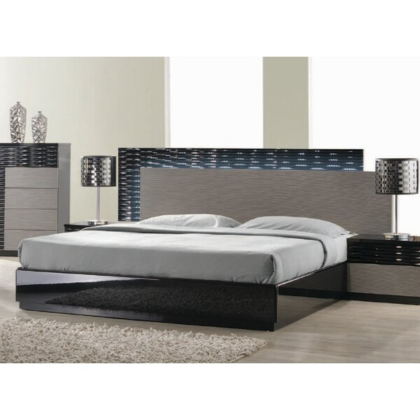 Kahlil Platform Bed by Orren Ellis