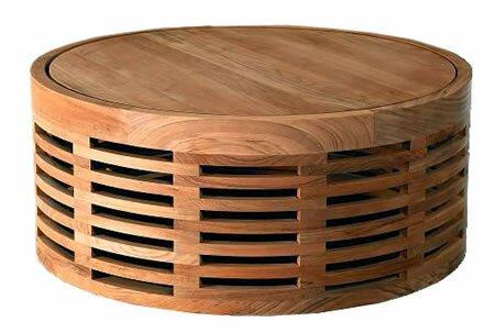 Hamilton Coffee Table by OASIQ