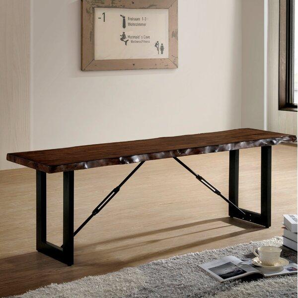 Cool Bourdeau Upholstered Bench By Brayden Studio Comparison On Dailytribune Chair Design For Home Dailytribuneorg