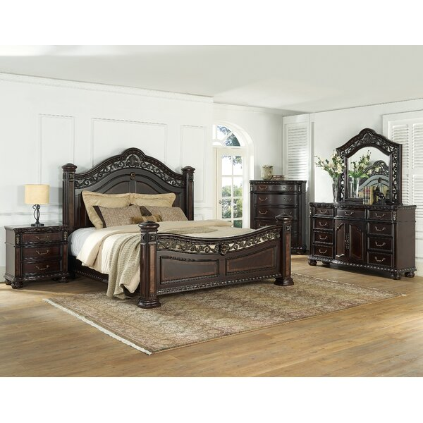 Pinehur Panel Configurable Bedroom Set by Astoria Grand