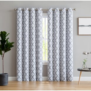 White Yellow Gold Curtains Drapes Youll Love