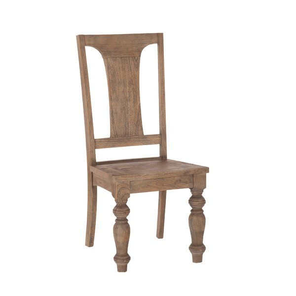 Musson Solid Wood Side Chair (Set of 2) by Charlton Home Charlton Home