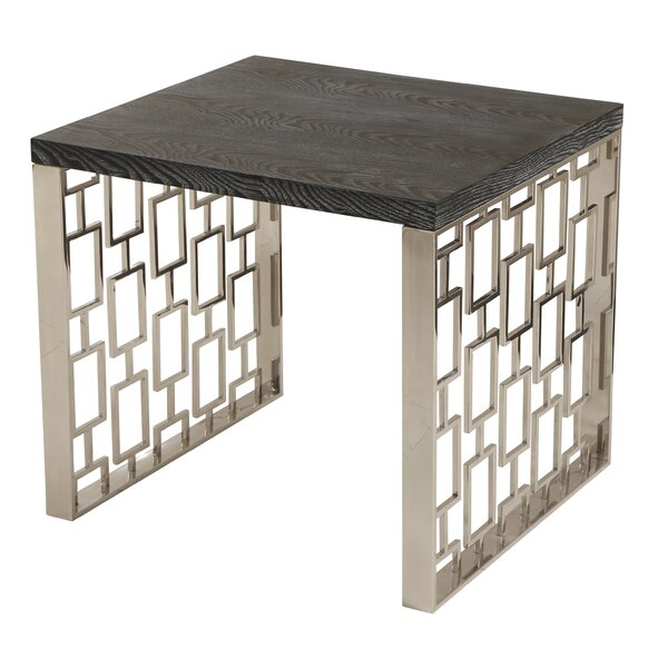 Ava End Table by Willa Arlo Interiors