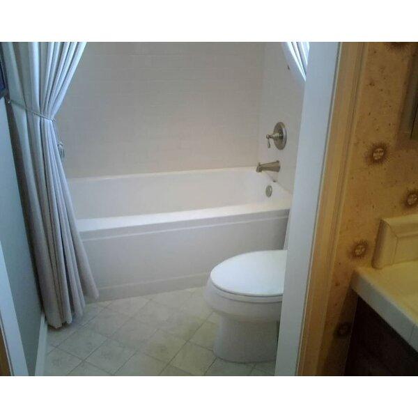 Builder Regan 66 x 32 Soaking Bathtub by Hydro Systems