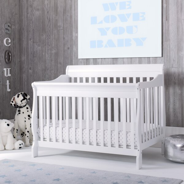 Canton 4-in-1 Convertible Crib by Delta Children