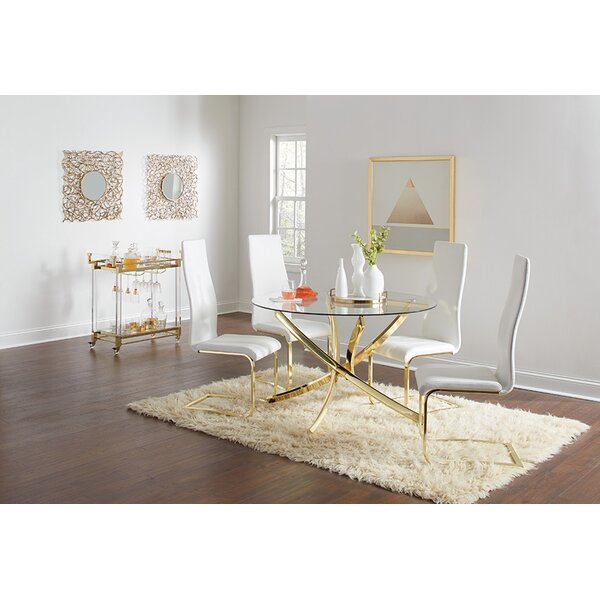Tingley 5 Piece Dining Set by Mercer41