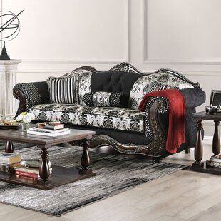 Oskaloosa 2 Piece Living Room Set by Bloomsbury Market