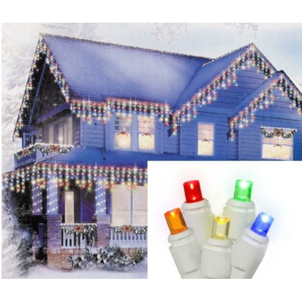 70 Icicle Christmas Light by Brite Star