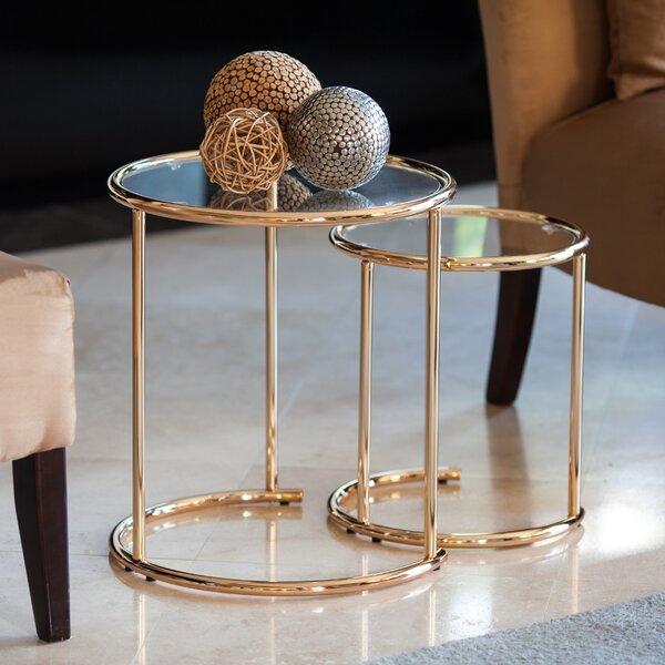 La Mott End Table By Mercer41