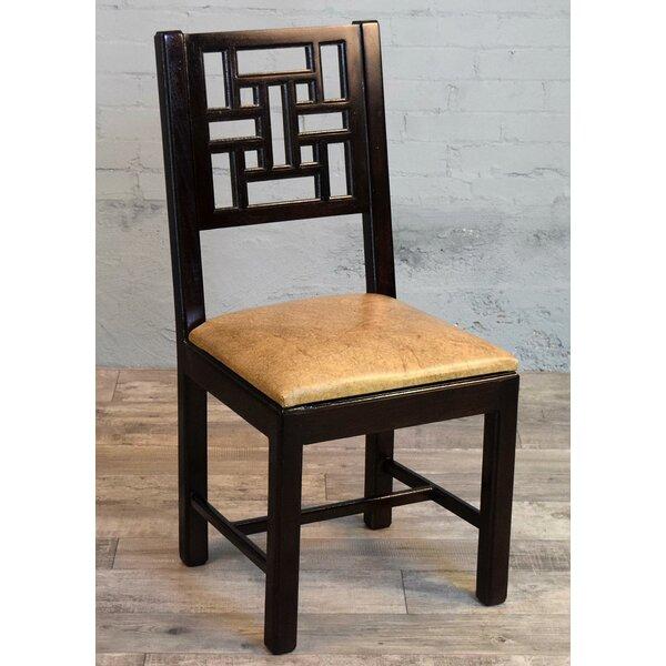Harr Upholdstered Dining Chair by Red Barrel Studio Red Barrel Studio