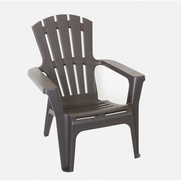 Findley Plastic Adirondack Chair by Wrought Studio