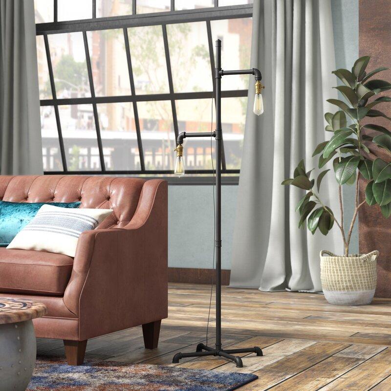"Trent Austin Design Wheeler 64"" Tree Floor Lamp & Reviews"