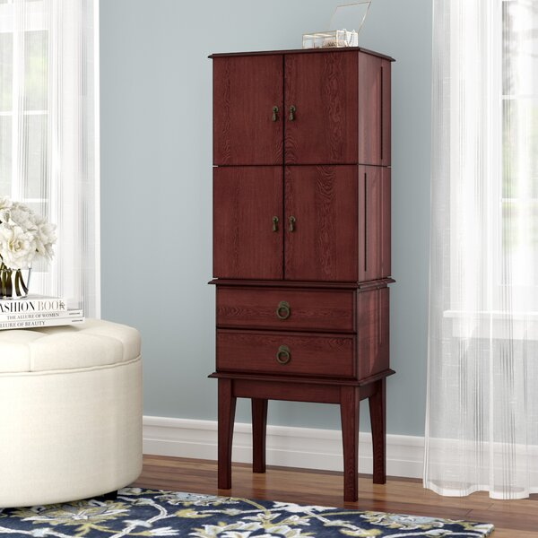 Mikkelson Jewelry Armoire by Darby Home Co
