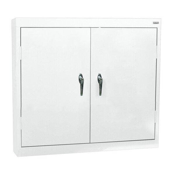 Wall 2 Door Credenza by Sandusky Cabinets