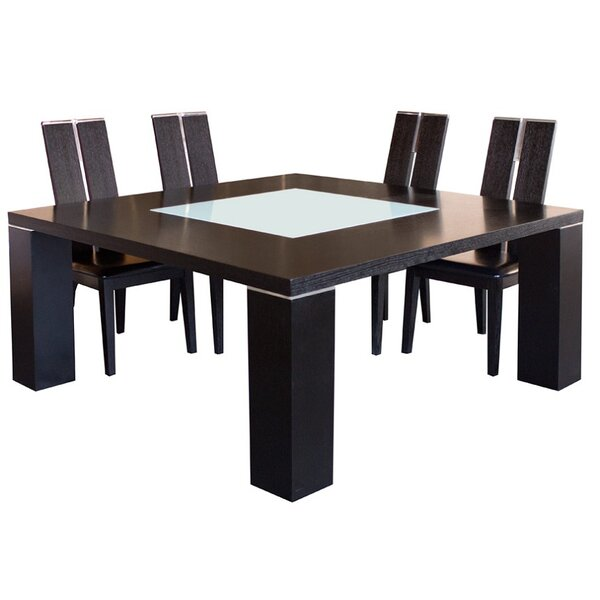 Elite Square Dining Table by Sharelle Furnishings