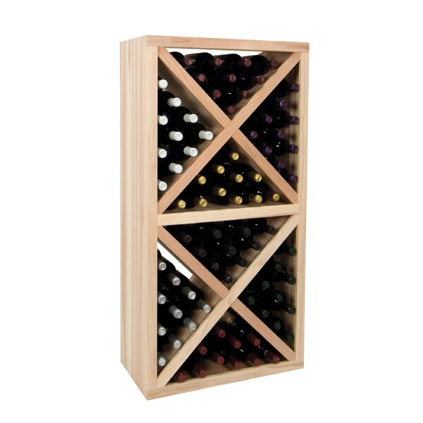 Vintner Series 78 Bottle Floor Wine Rack by Wine Cellar Innovations