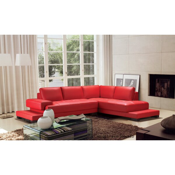 Ruby Sectional by Hokku Designs