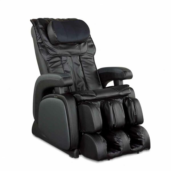 16028 Zero Gravity Heated Reclining Massage Chair by Cozzia