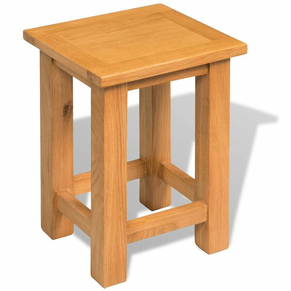 Aberdeenshire End Table by Charlton Home