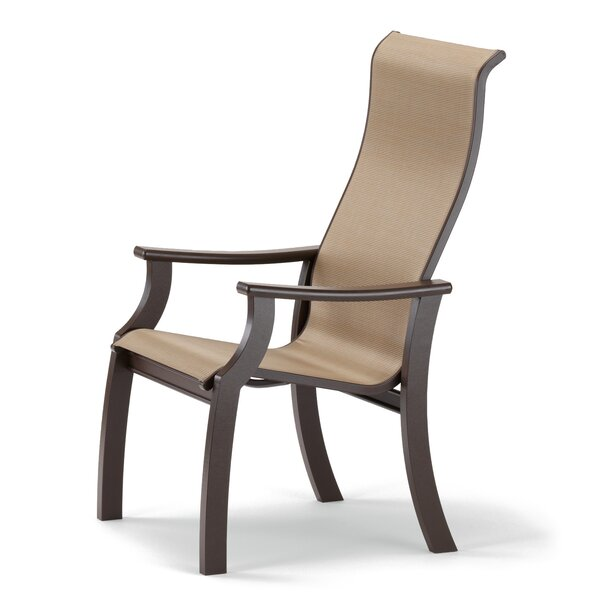 St. Catherine Stacking Patio Dining Chair by Telescope Casual