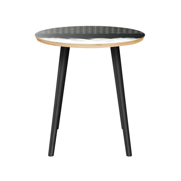 Etter End Table by Corrigan Studio