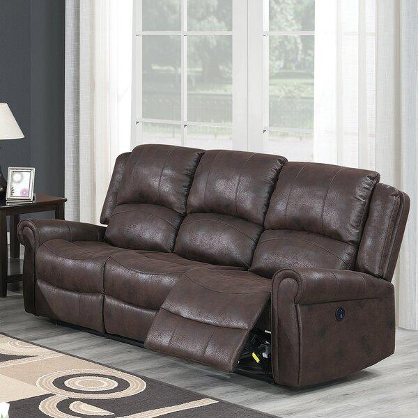 Avia Reclining Sofa By Red Barrel Studio