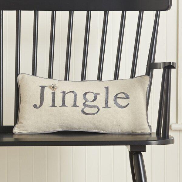 Jingle Lumbar Pillow by Birch Lane™