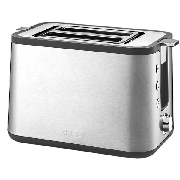 Control Line 2 Slice Toaster by Krups
