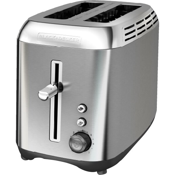 2-Slice Rapid Toast™ Toaster by Black + Decker